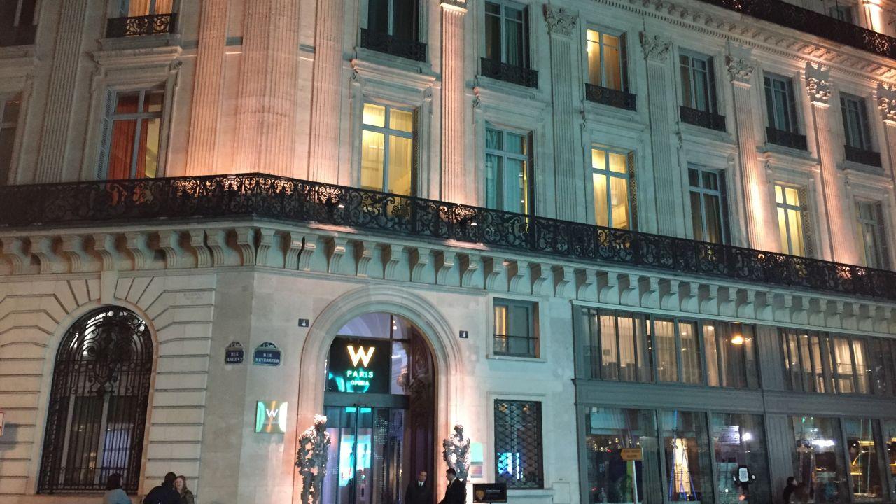 W hotel paris opera paris holidaycheck gro raum paris for Frankreich hotel paris
