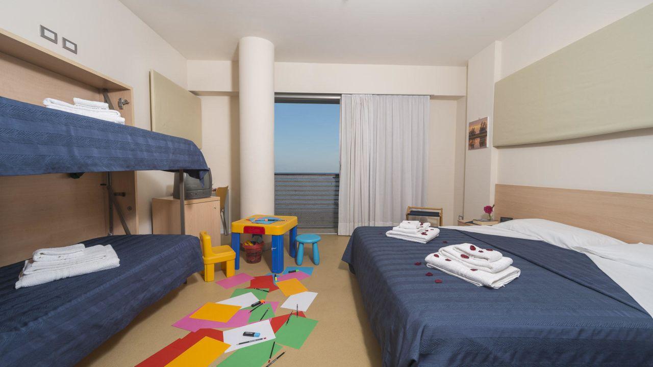 Hotel Rosanna Jesolo Bewertung