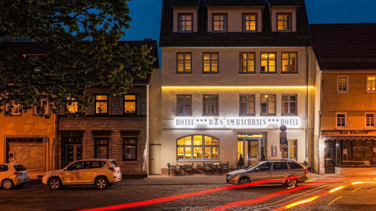 Hotel Am Bachhaus (Eisenach) • HolidayCheck (Thüringen | Deutschland)