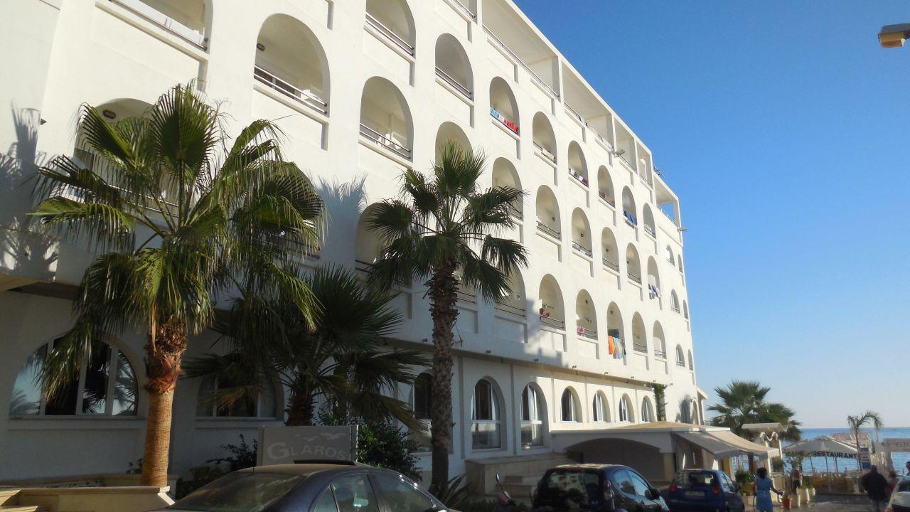 Hotel Glaros Beach In Kreta August