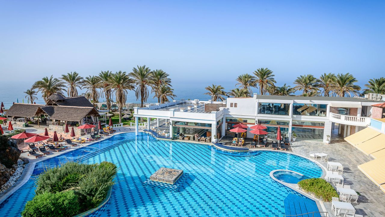 Radisson Blu Beach Resort Kreta Milatos