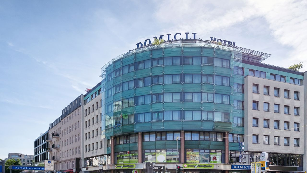 Nordic Hotel Berlin Kantstrabe
