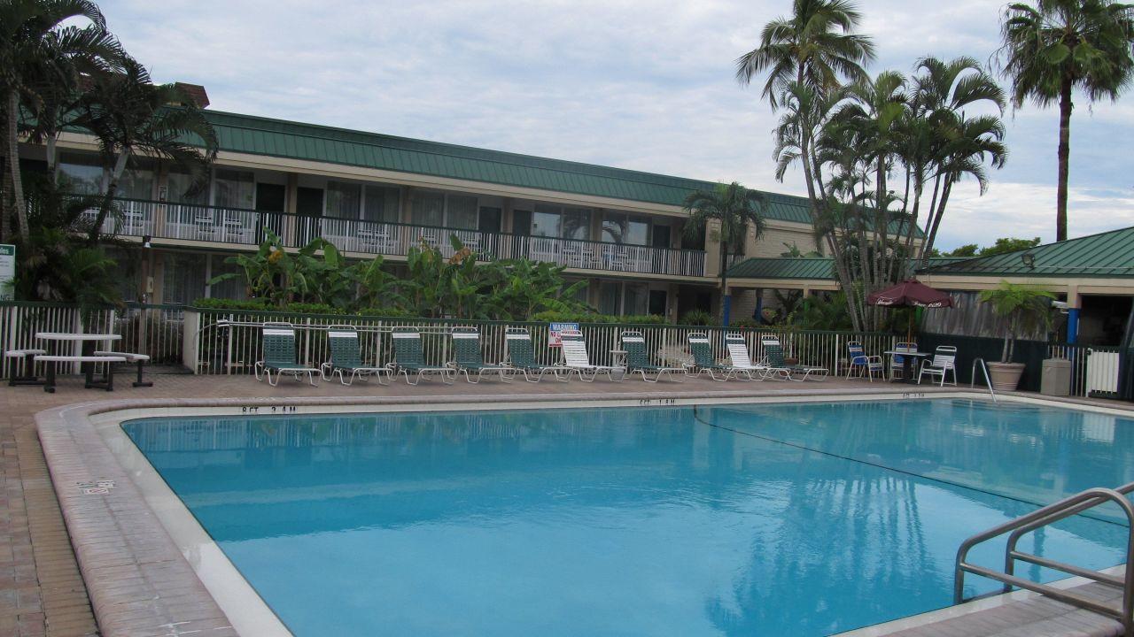 Wyndham Garden Hotel Fort Myers Beach In Fort Myers Beach Holidaycheck Florida Usa