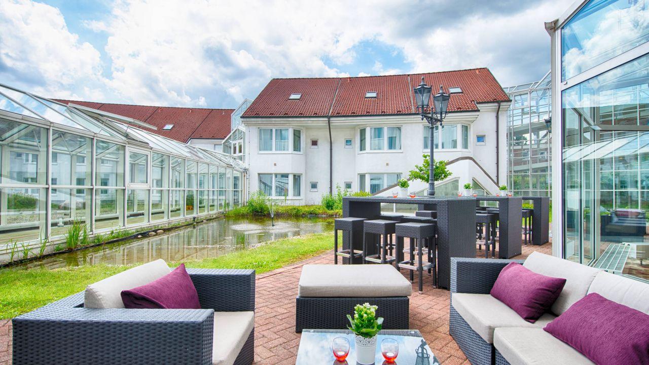 Leonardo Hotel Hamburg Airport Hamburg Nord Holidaycheck