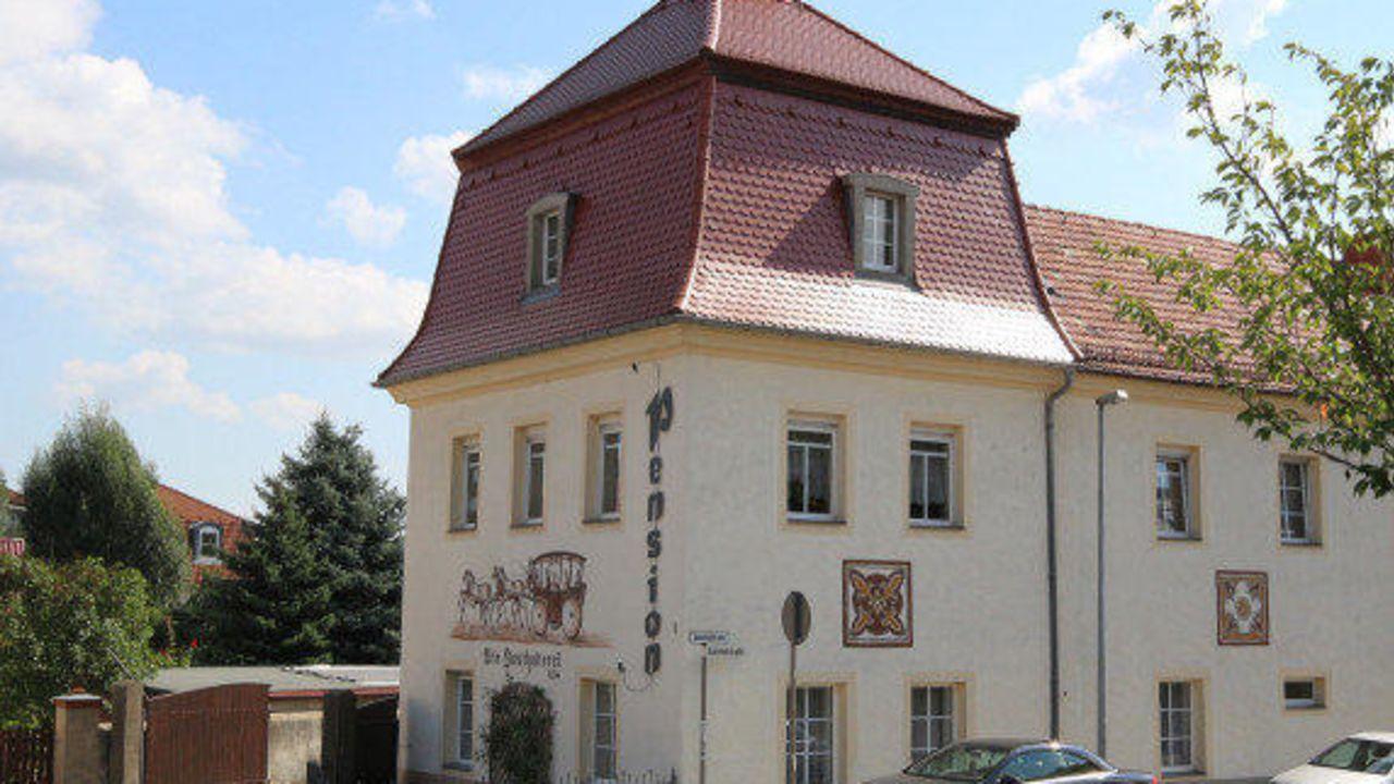 Pension Alte Posthalterei (Moritzburg) • HolidayCheck (Sachsen ...