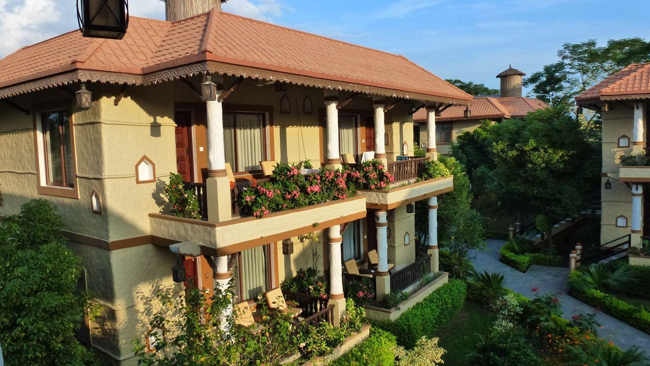 Resort Green Park Chitwan (Chitwan) • HolidayCheck (Nepal