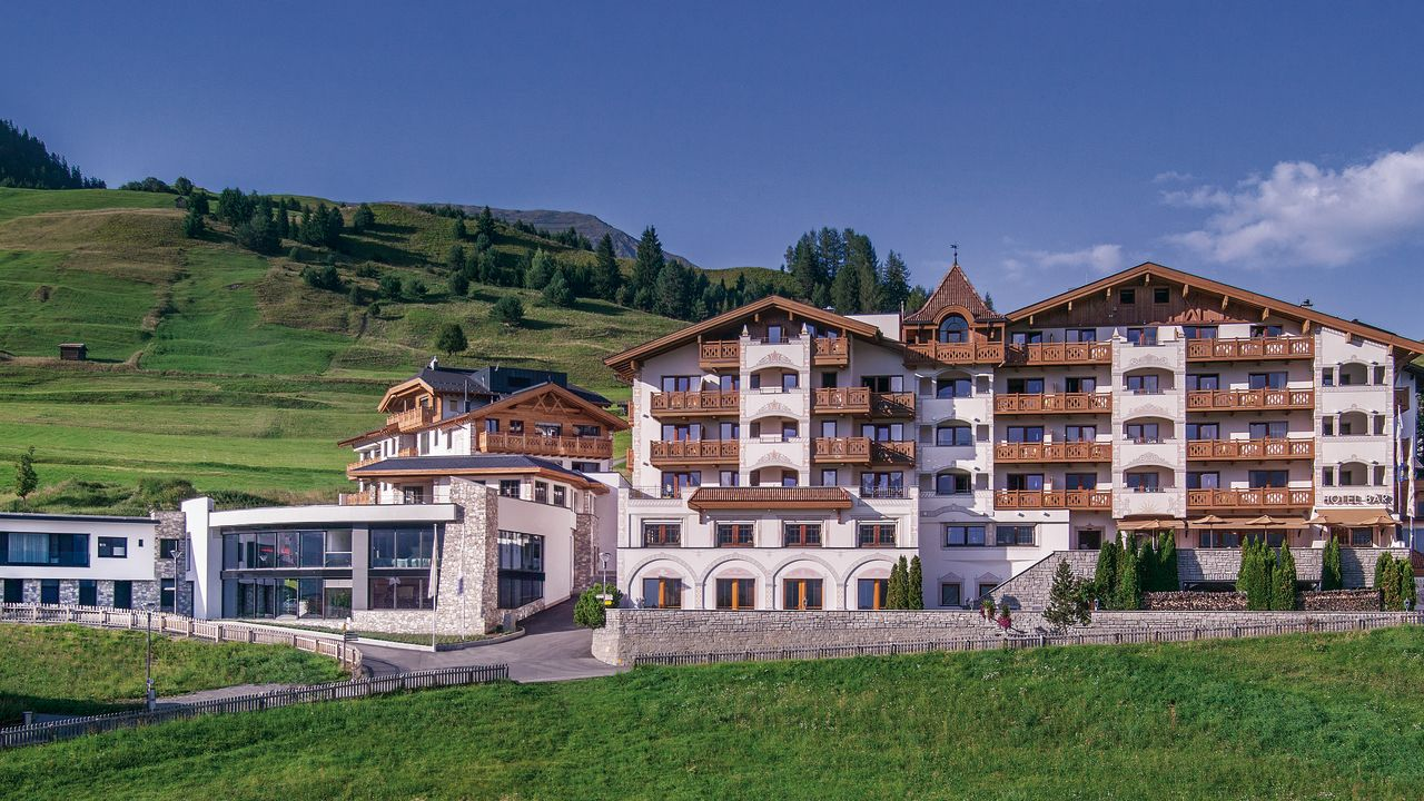 Hotel Bär - Leading Family Hotel & Resort