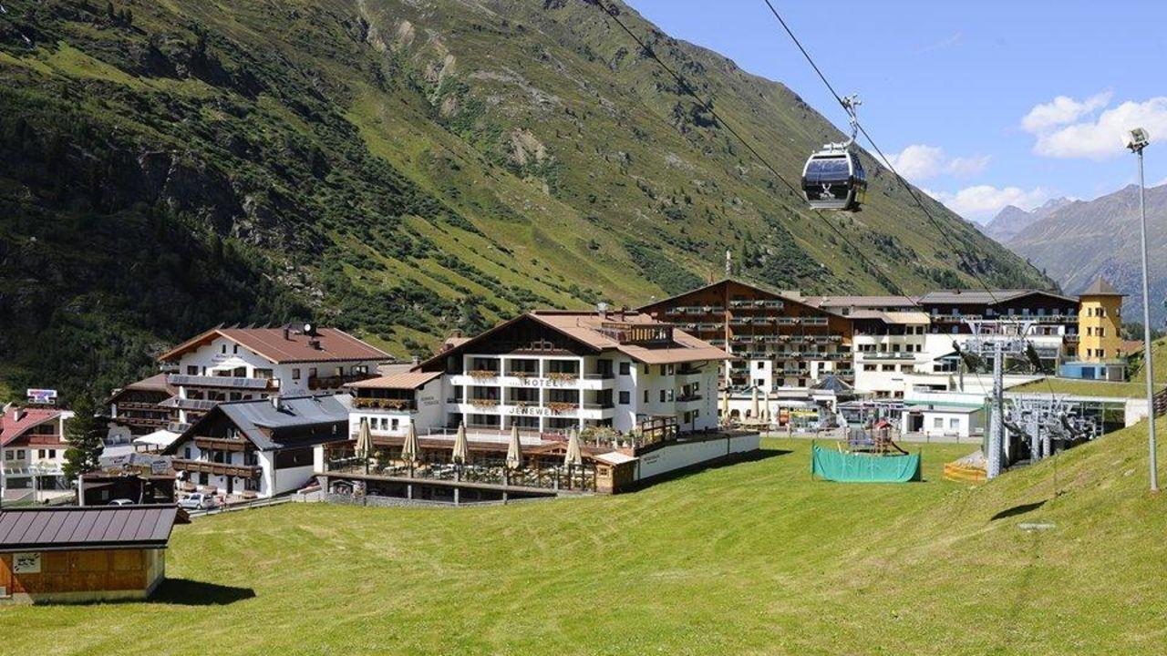 Hotel Jenewein Obergurgl Bewertung