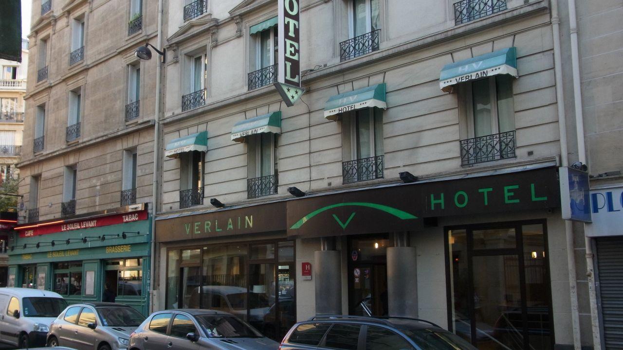 Verlain Hotel Paris