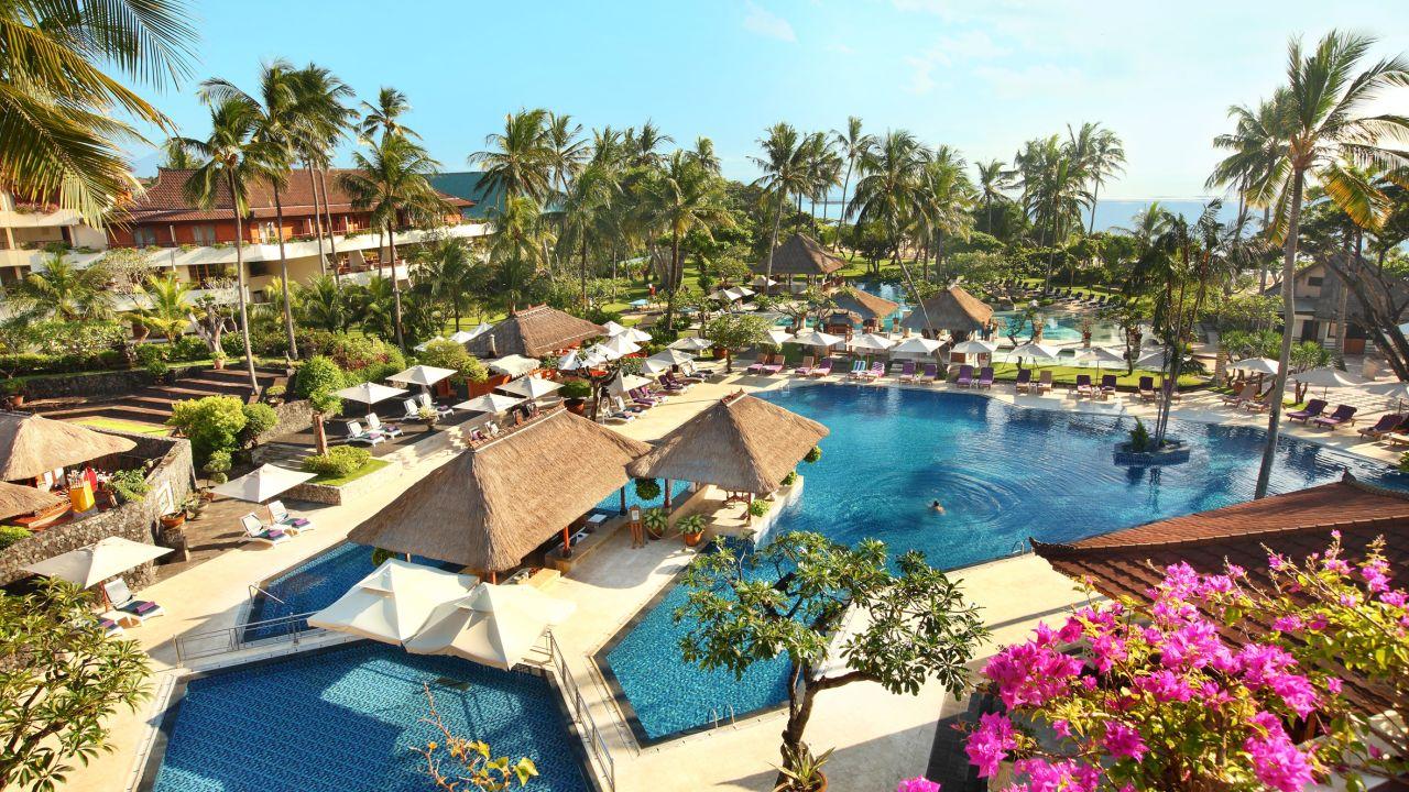 nusa dua beach hotel spa nusa dua holidaycheck bali indonesien. Black Bedroom Furniture Sets. Home Design Ideas