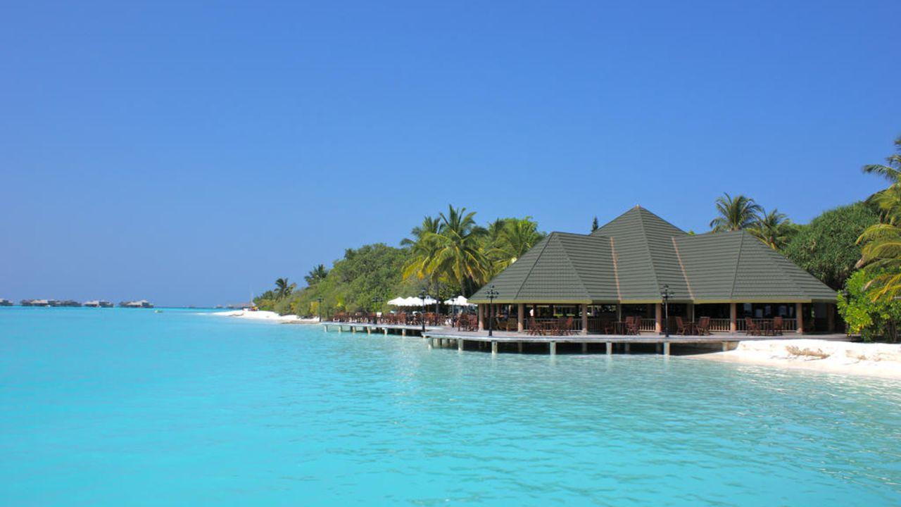 Paradise Island Resort Spa Kaafu Atoll Malediven