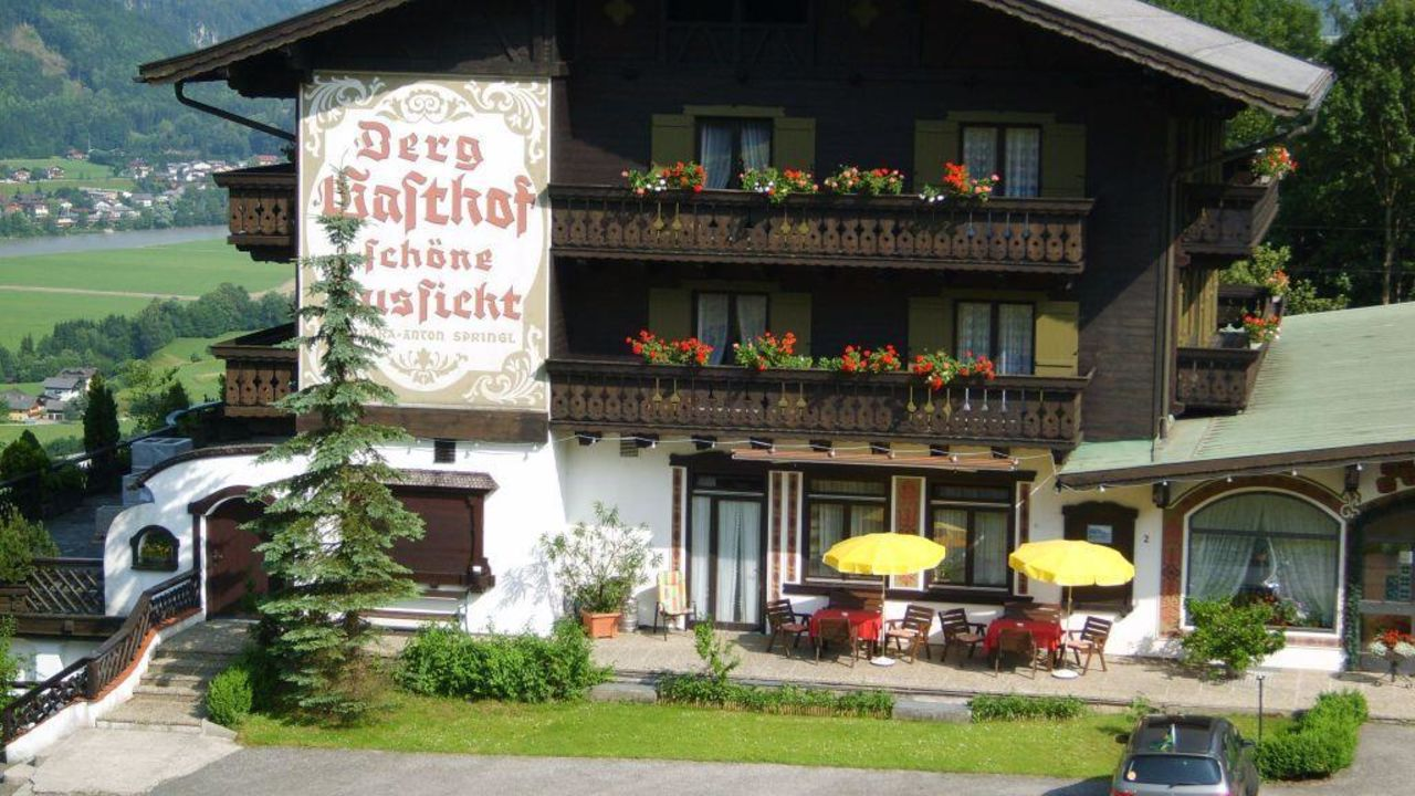 hotel sch ne aussicht kuchl holidaycheck salzburger land sterreich. Black Bedroom Furniture Sets. Home Design Ideas