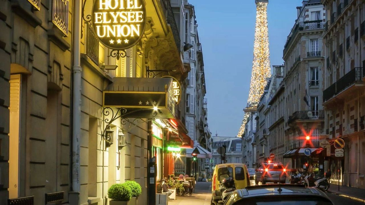 Hotel elysees union paris holidaycheck gro raum paris for Frankreich hotel paris