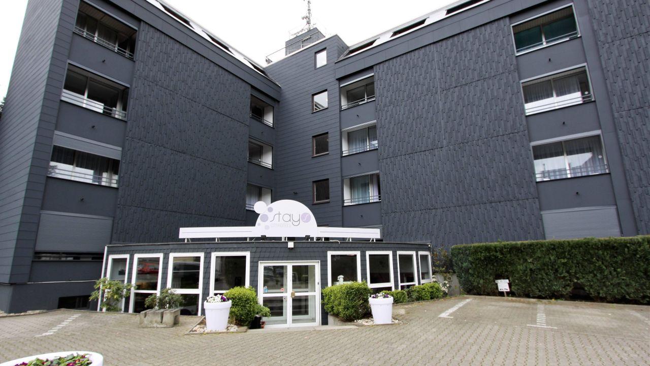Stay city hotel dortmund in dortmund holidaycheck for Design wellnesshotel nrw