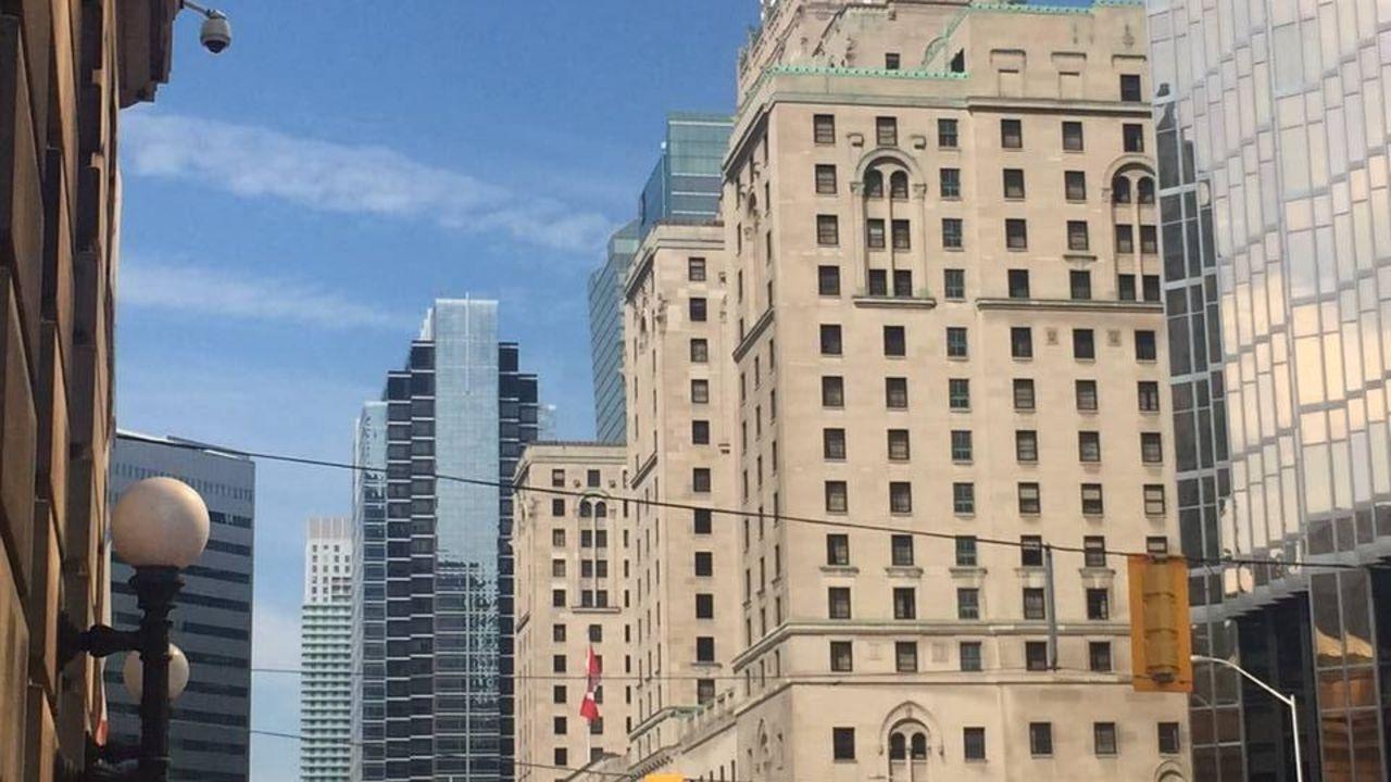 Hotel The Fairmont Royal York Toronto (Toronto) • HolidayCheck ...
