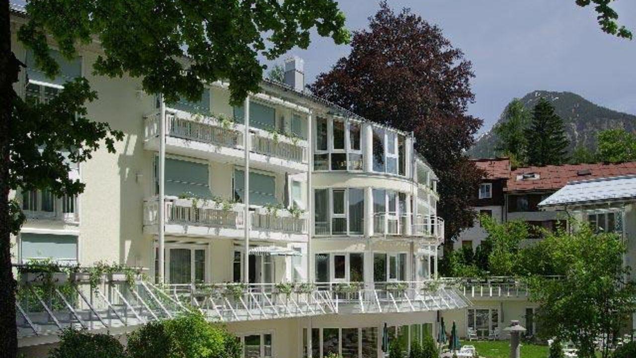 Haus Edelweiss Oberstdorf • HolidayCheck Bayern