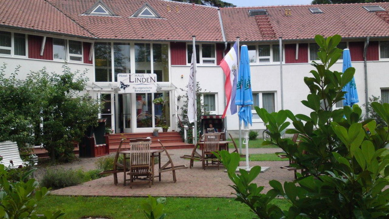Hotel Haus Linden Prerow • HolidayCheck Mecklenburg