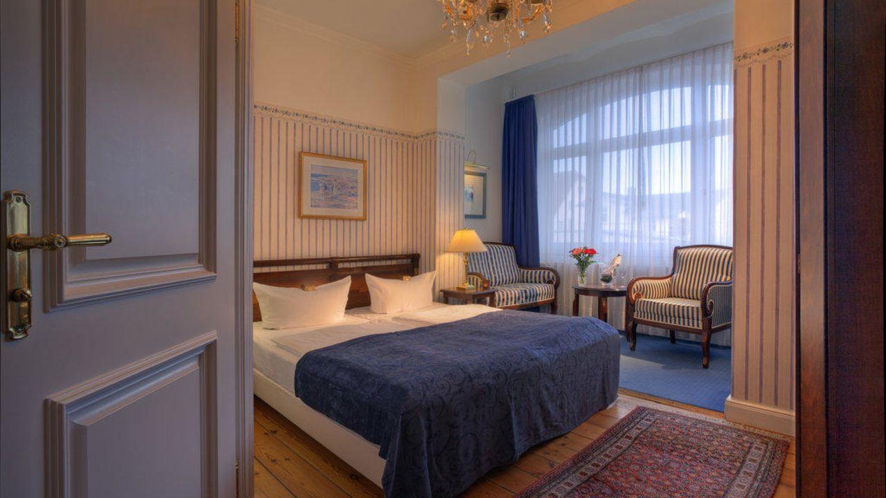 hotel vier jahreszeiten binz in binz auf r gen holidaycheck. Black Bedroom Furniture Sets. Home Design Ideas
