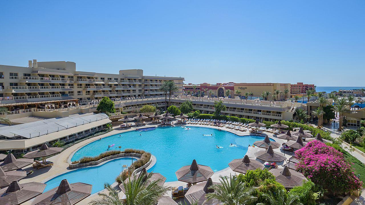 Sindbad Club Aqua Hotel Hurghada Holidaycheck Hurghada Safaga