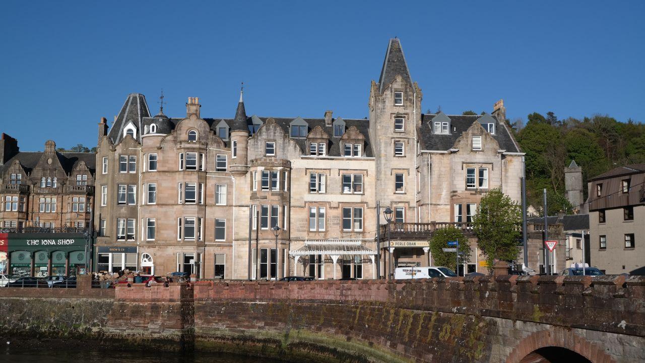 Perle Oban Hotel Oban Holidaycheck Schottland Gro Britannien
