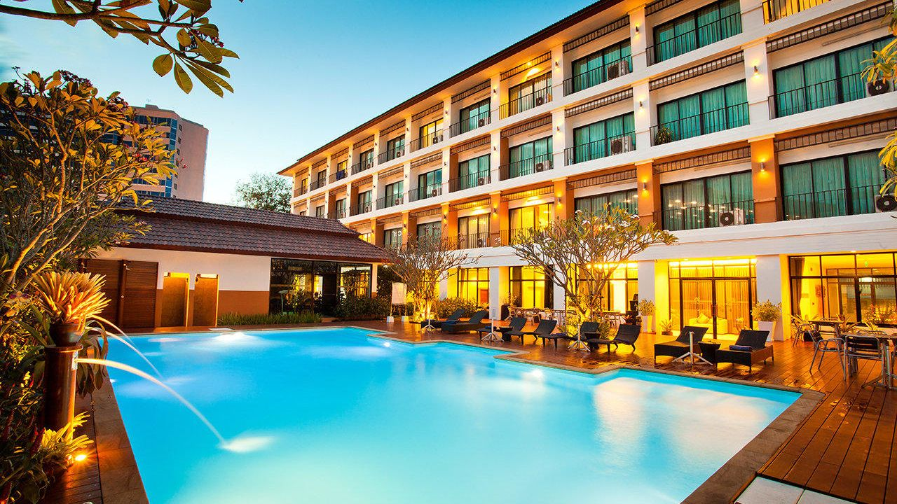 The Pannarai Hotel Udon Thani Holidaycheck Nordostthailand Thailand