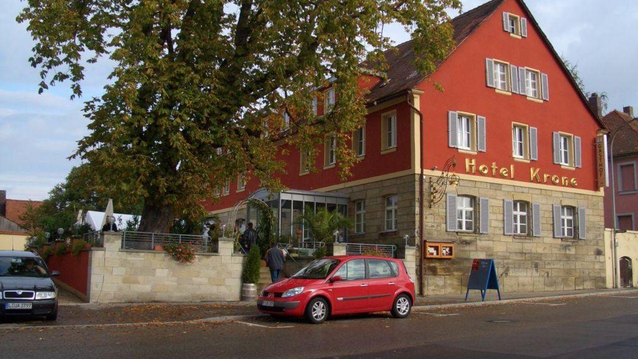 Hotel Gasthof Krone Gunzenhausen Holidaycheck Bayern