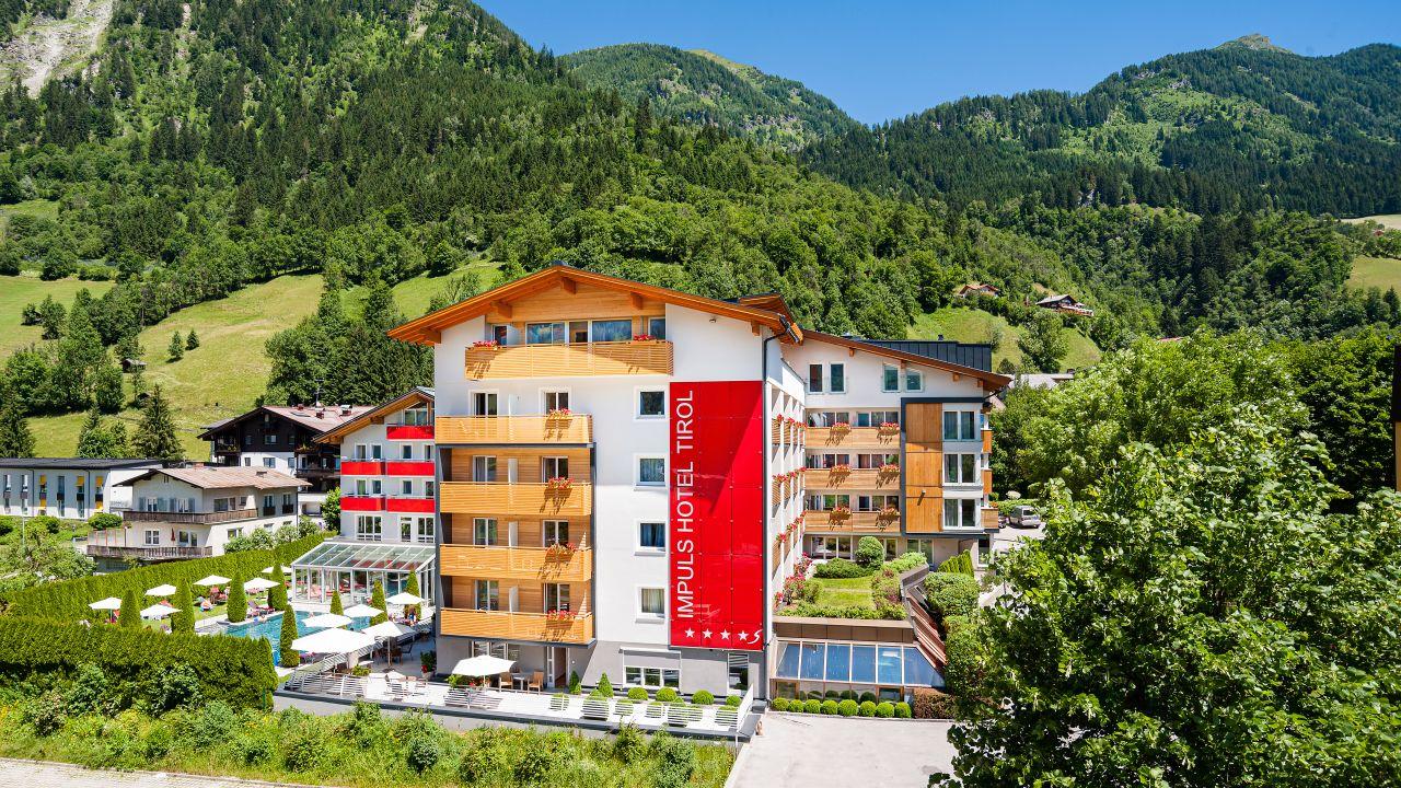 Impuls Hotel Tirol (Bad Hofgastein) • HolidayCheck (Salzburger Land ...