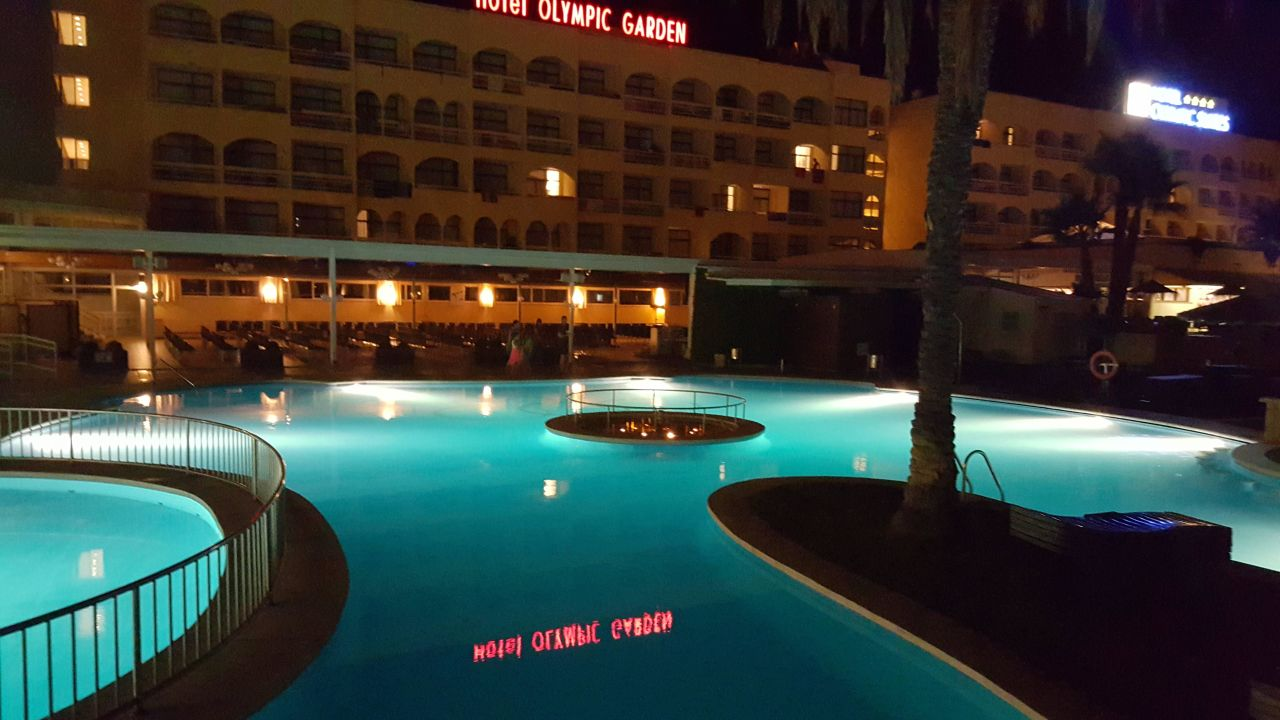 Hotel Evenia Olympic Park