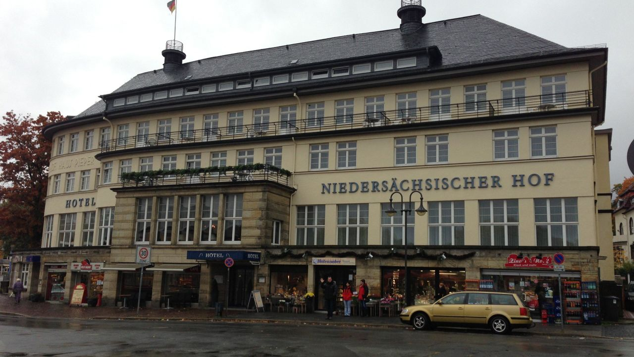 hotel nieders chsischer hof goslar holidaycheck. Black Bedroom Furniture Sets. Home Design Ideas
