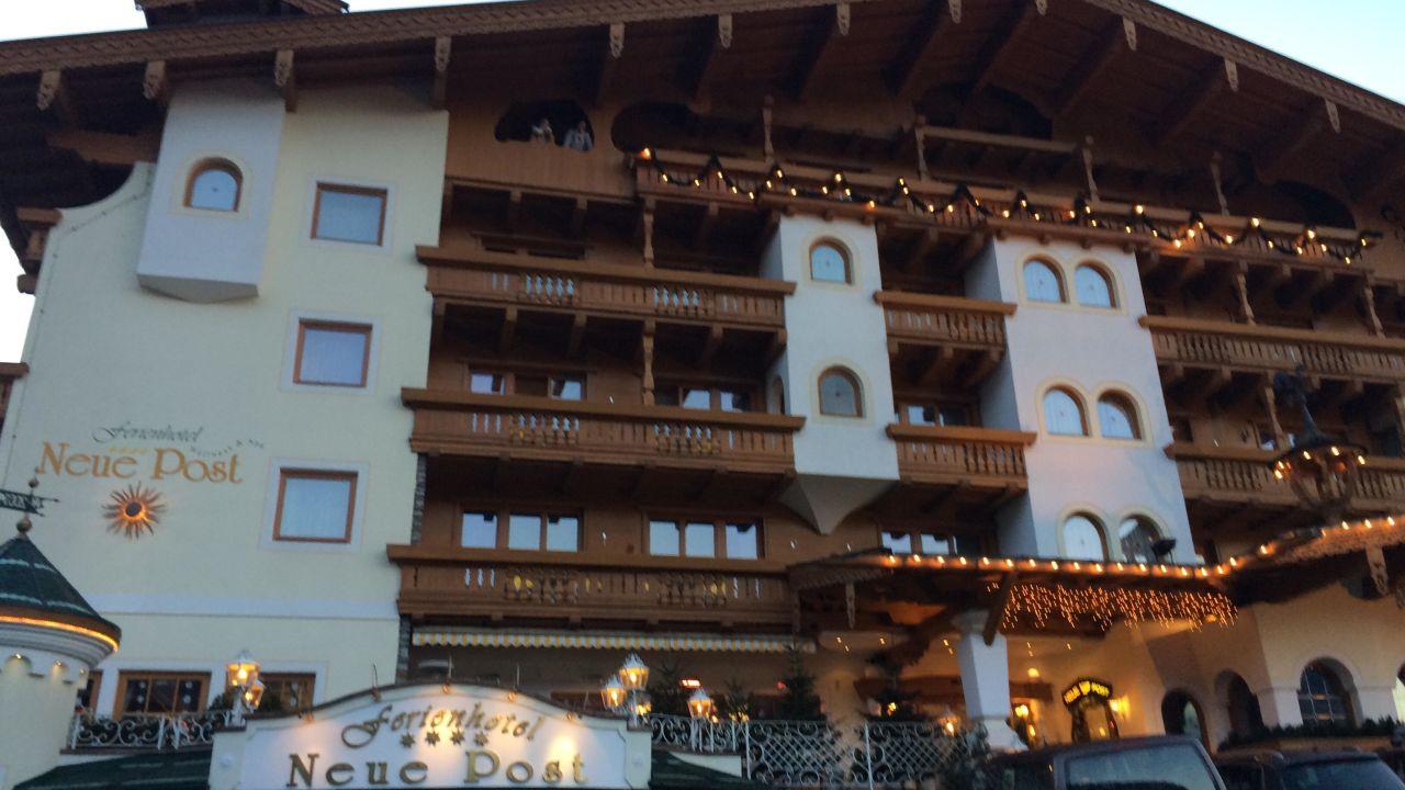 Hotel Neue Post Hippach Holidaycheck