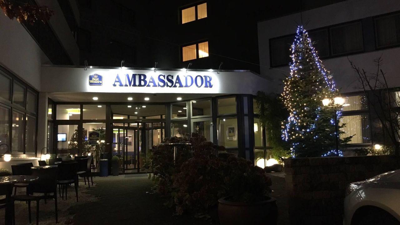 Best Western Ambassador Baunatal Holidaycheck Hessen Deutschland
