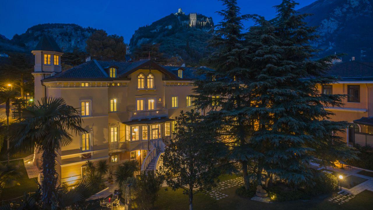 Villa Italia Arco Holidaycheck Trentino Italien