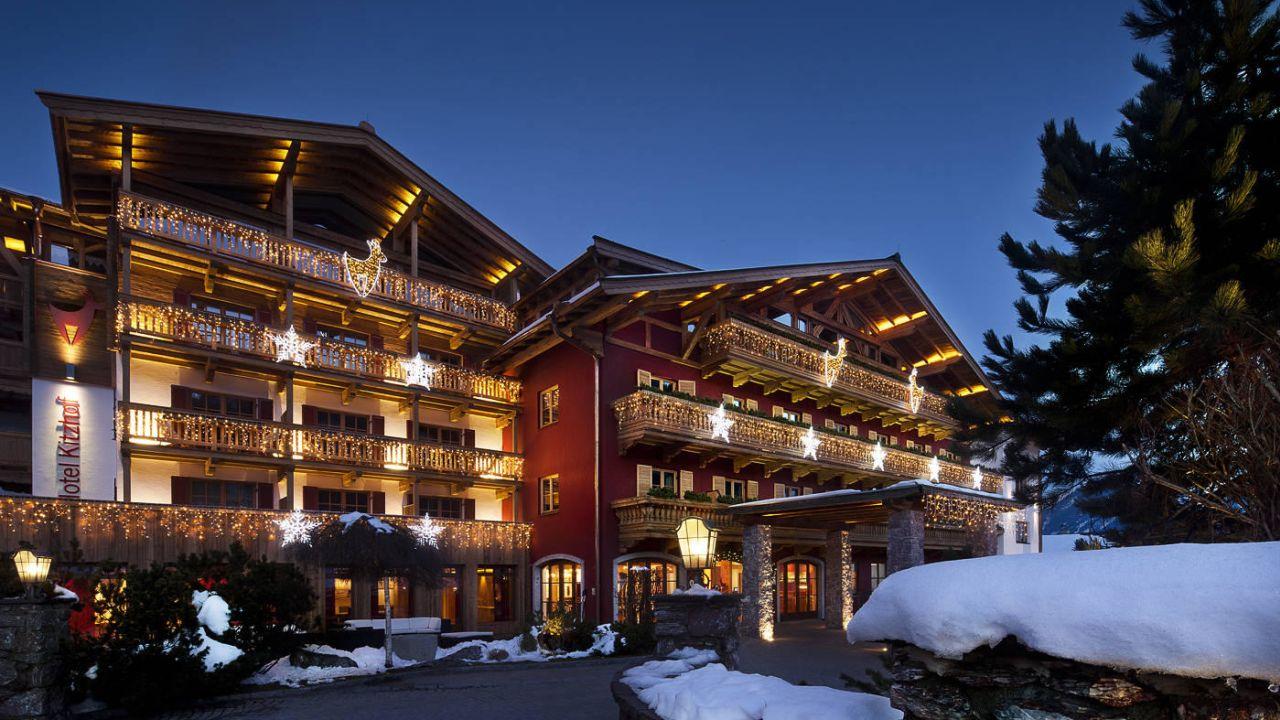Hotel kitzhof mountain design resort kitzb hel for Design boutique hotel tirol