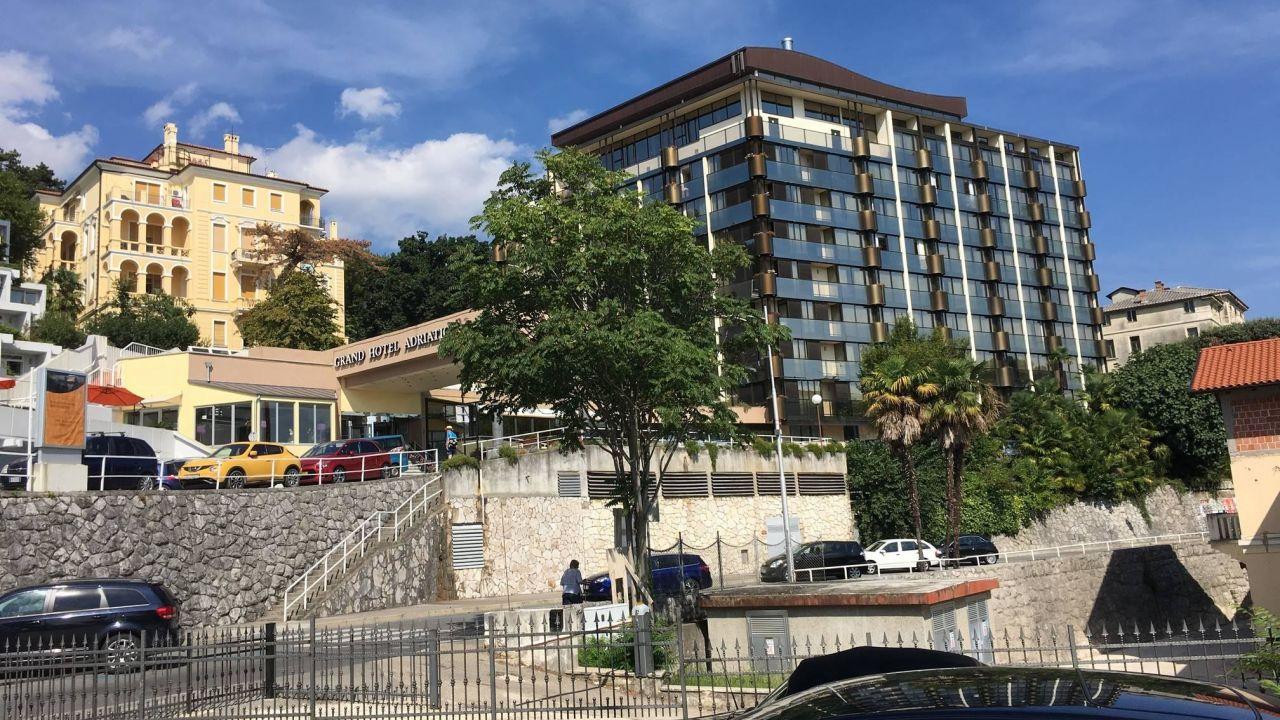 Grand Hotel Adriatic Ii Opatija Bewertung