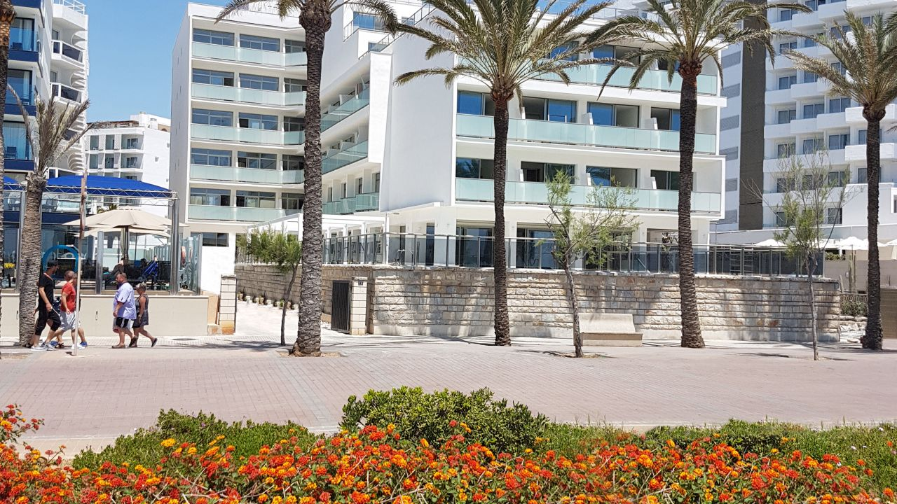 Allsun Hotel Riviera Playa Platja De Palma Playa De Palma