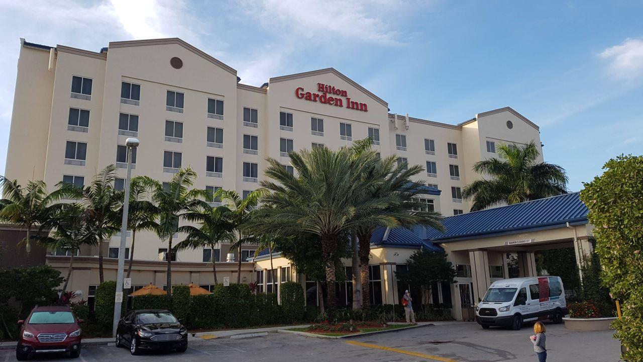 Hotel Hilton Garden Inn Miami Airport West Miami Springs