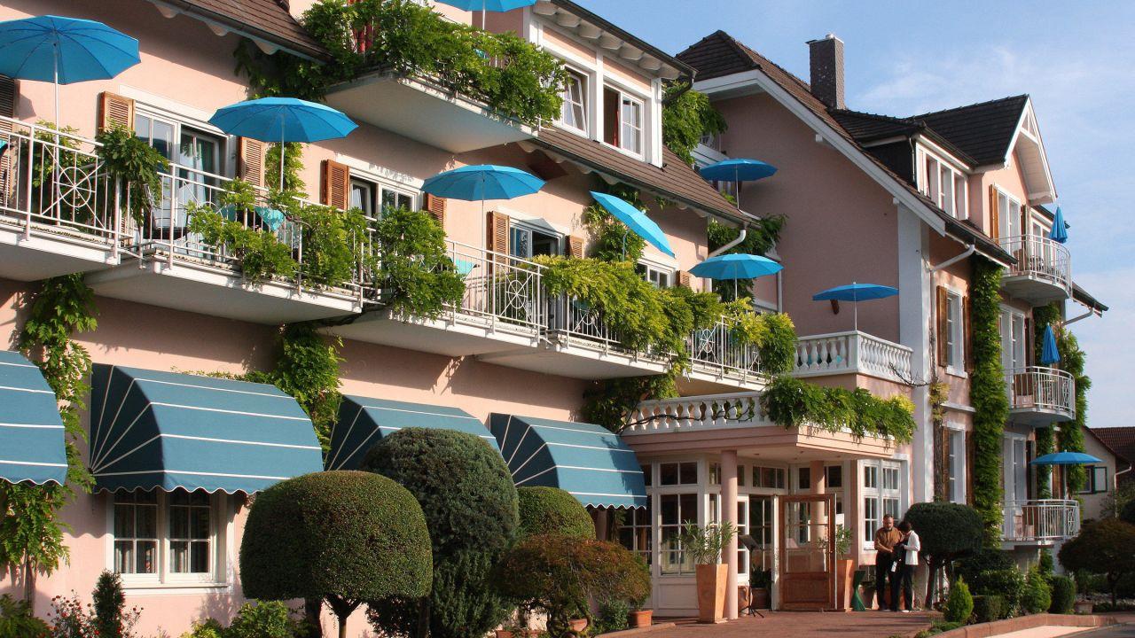 Bewertung Hotel Seevilla Unteruhldingen