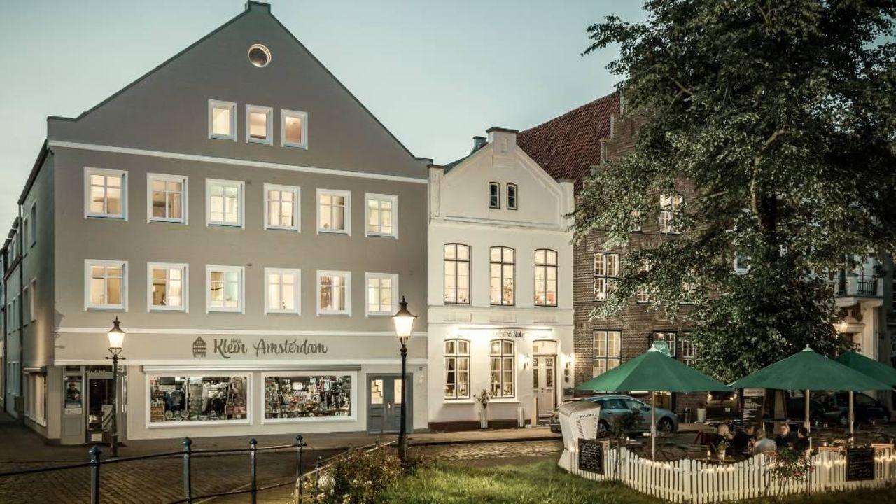 hotel klein amsterdam friedrichstadt holidaycheck schleswig holstein deutschland. Black Bedroom Furniture Sets. Home Design Ideas