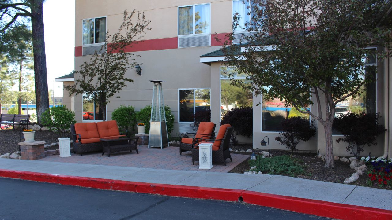 Hotel Hilton Garden Inn Flagstaff Flagstaff Holidaycheck Arizona Usa