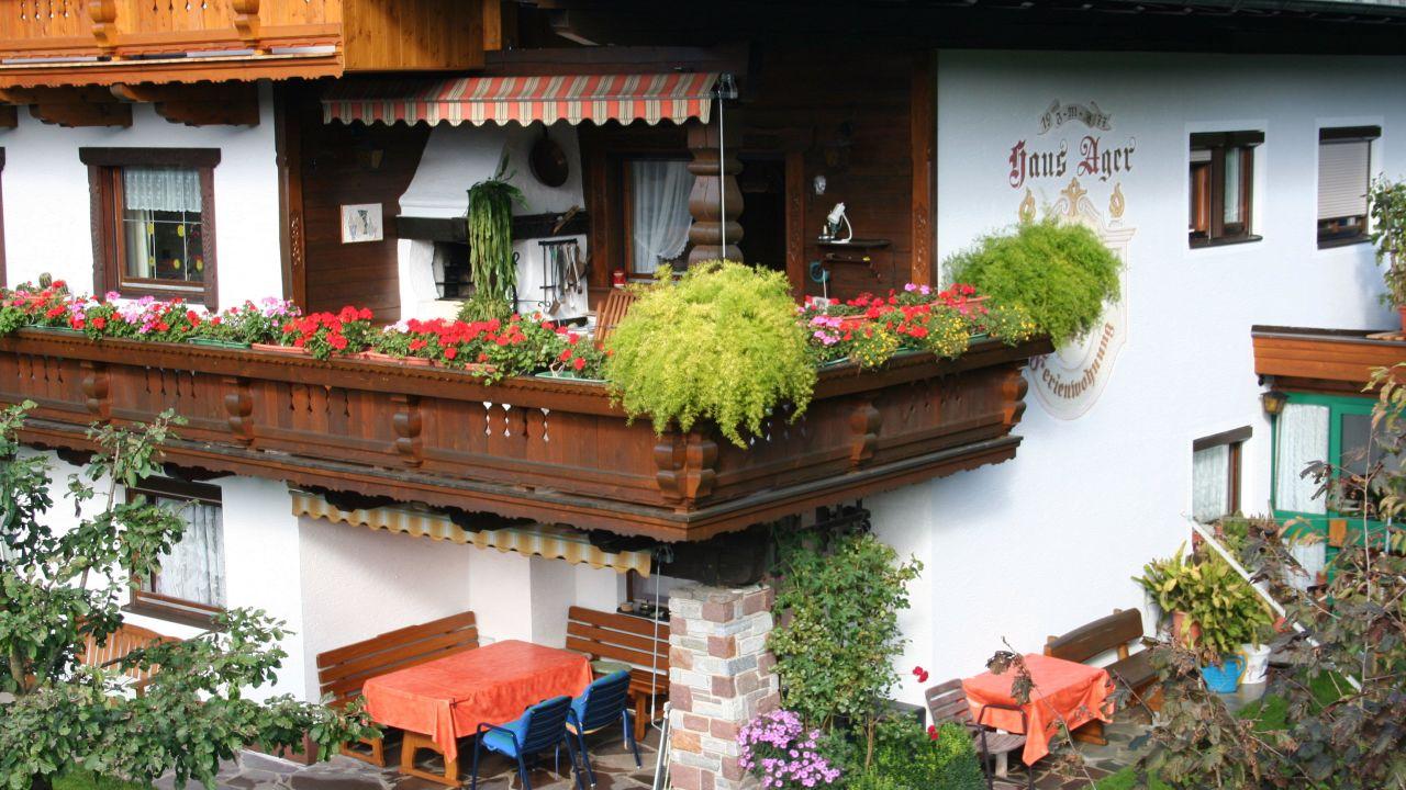Ferienwohnung Apartment Haus Ager (Thiersee) • HolidayCheck (Tirol ...