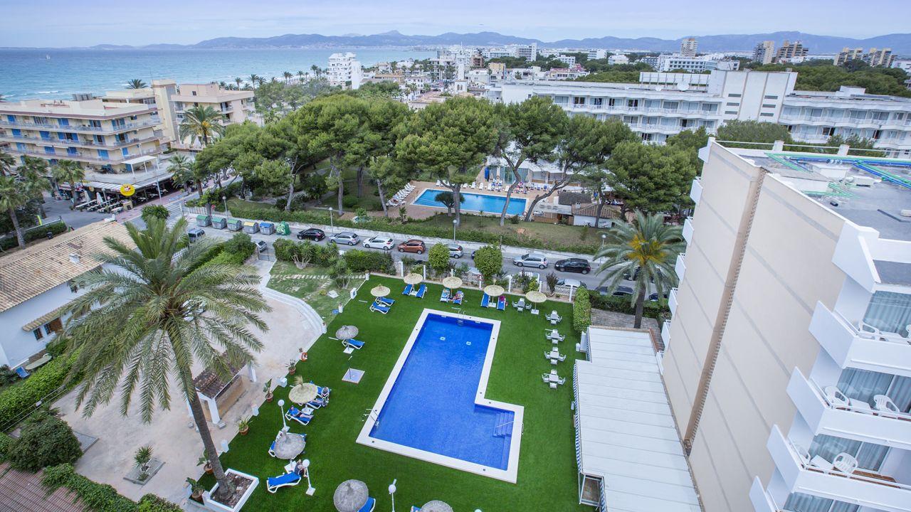 Hotel Riu Concordia Mallorca Buchen Expedia