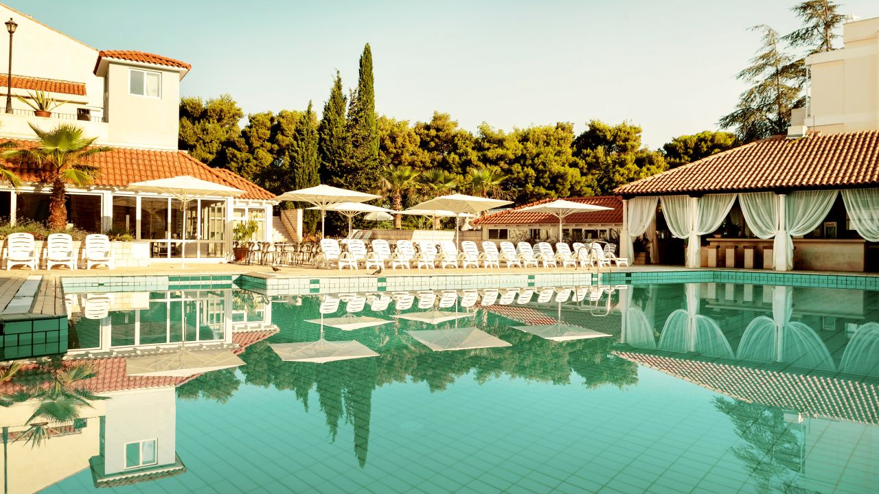 Hotel Sentido Kaktus Resort Croatie