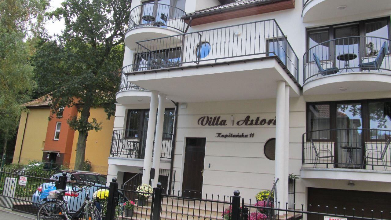 Villa Astoria Swinoujscie Swinemunde Holidaycheck Westpommern