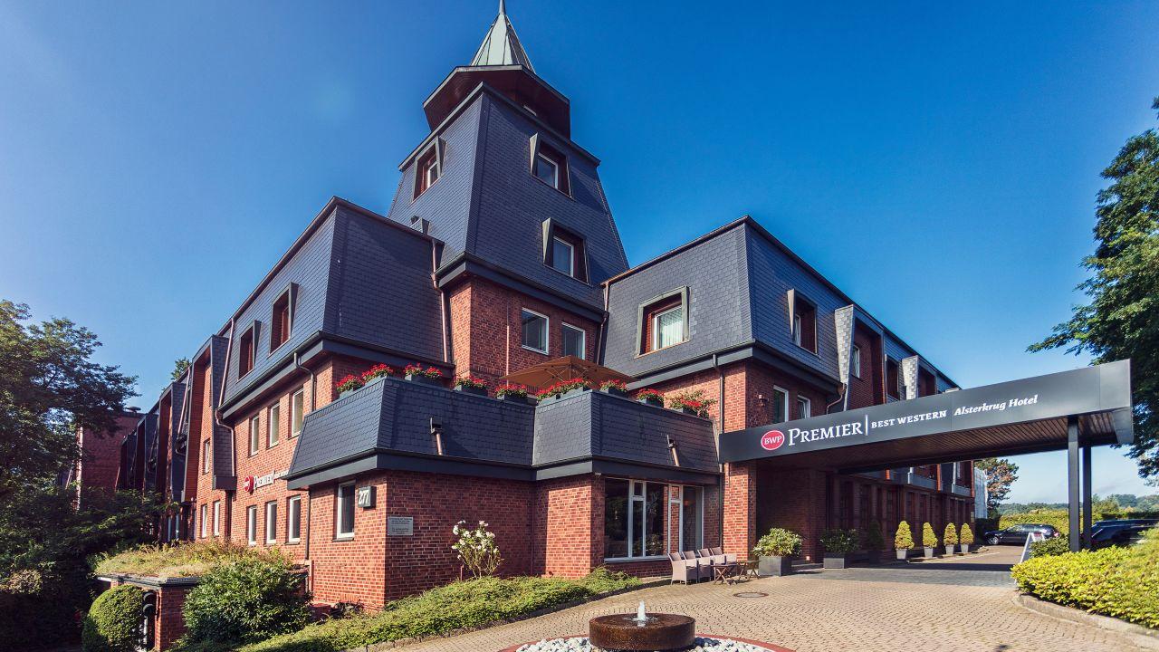 Best Western Premier Alsterkrug Hotel Hamburg Nord Holidaycheck