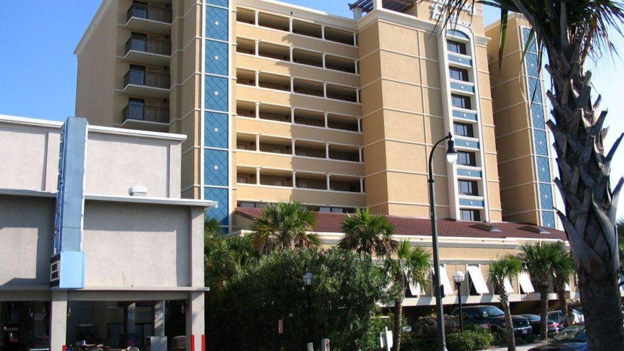 Hotel Holiday Inn At The Pavillon (Myrtle Beach) • HolidayCheck ...