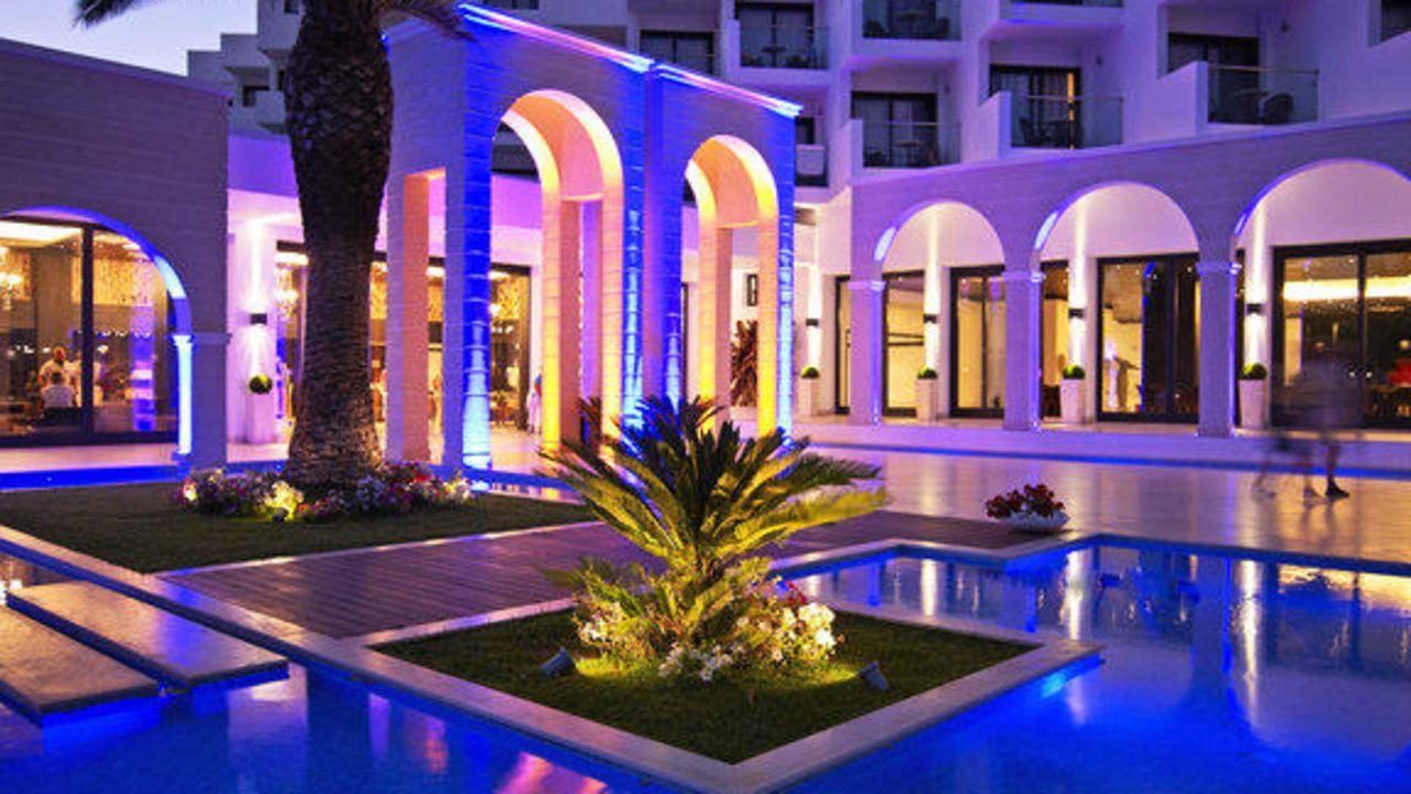 Hotel mitsis faliraki beach in faliraki holidaycheck for Griechenland designhotel