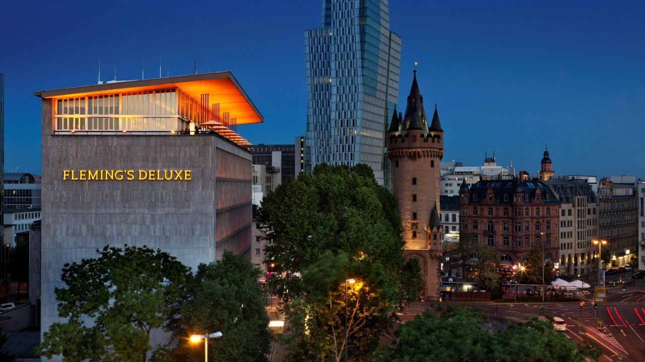 Flemings Selection Hotel Frankfurt City