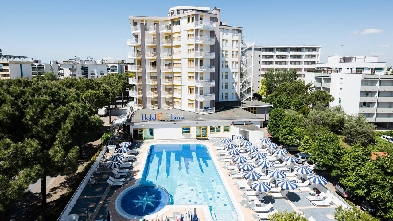 Hotel Luna Bibione Holidaycheck Venetien Italien