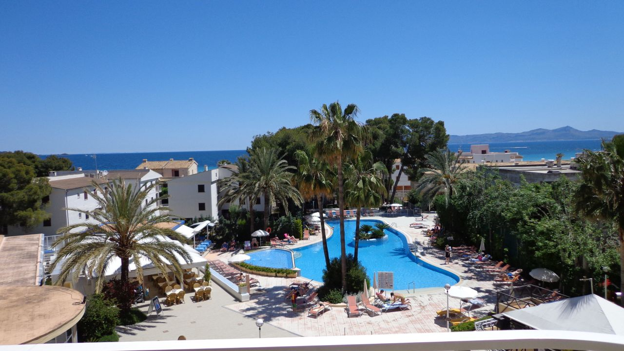 Aparthotel ivory playa alcudia holidaycheck mallorca for Appart hotel ivry