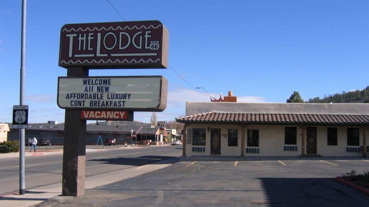 hotel the lodge on route 66 (williams) • holidaycheck (arizona | usa)